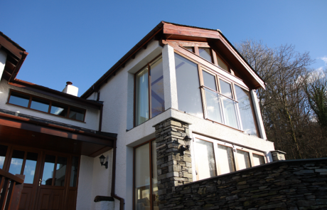 House Extension. Bowness-on-Windermere